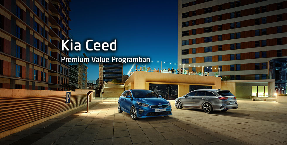 Ceed Premium Value Programban