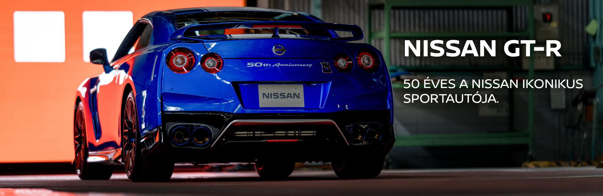 50 éves a Nissan ikonikus sportautója.