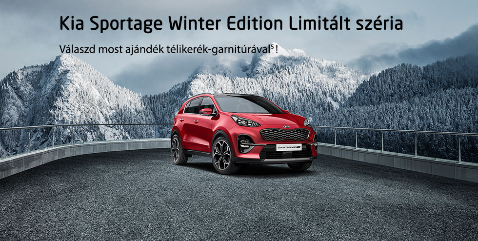 Sportage Winter edition