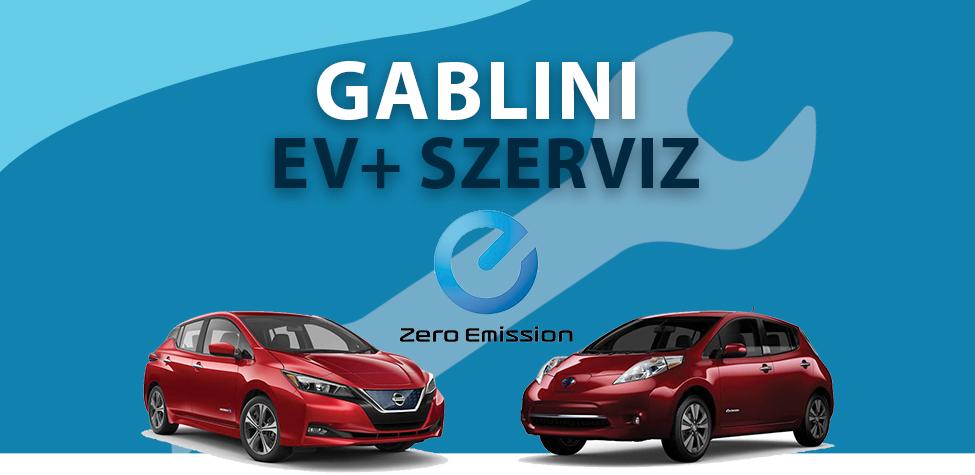 Nissan EV szerviz