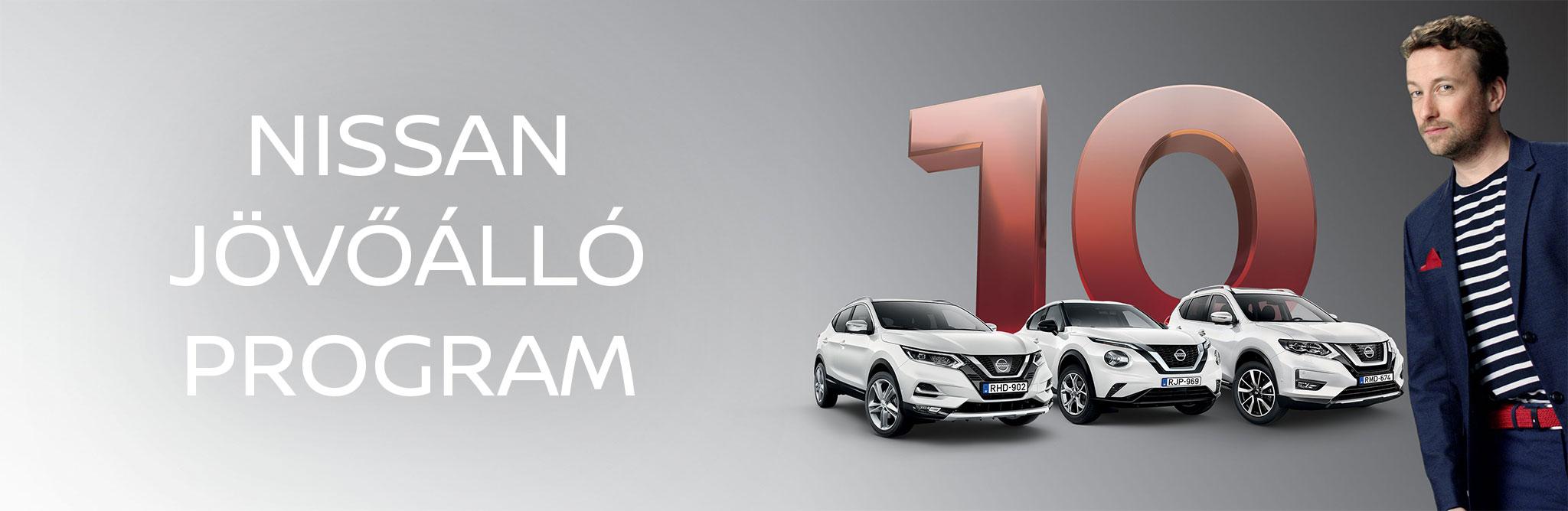 Nissan Jövőálló Program