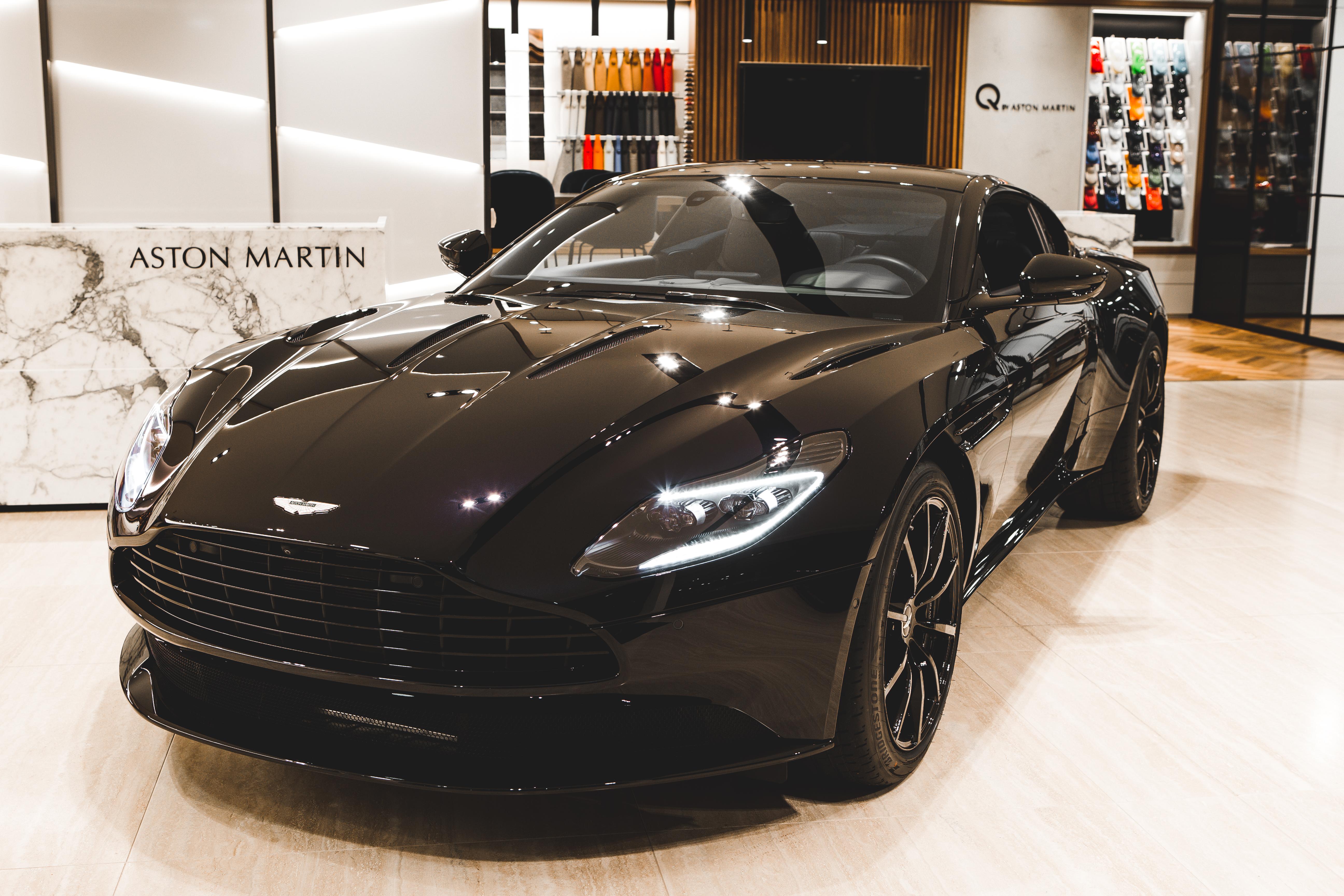 Aston Martin DB11 5.2 V12 AMR Limited Edition