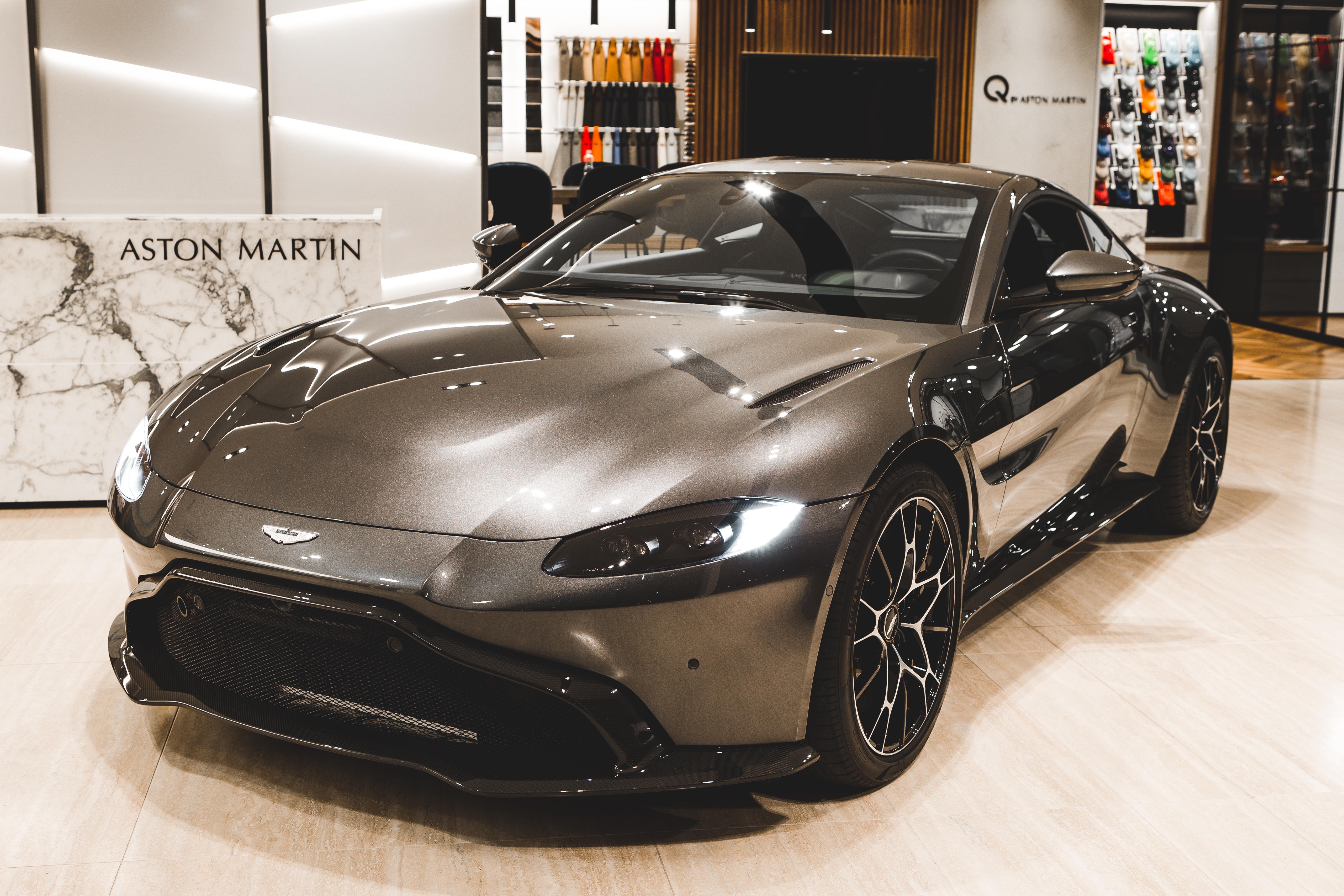 Aston Martin Vantage 4.0 V8 AMR 1 of 200 Limited Edition