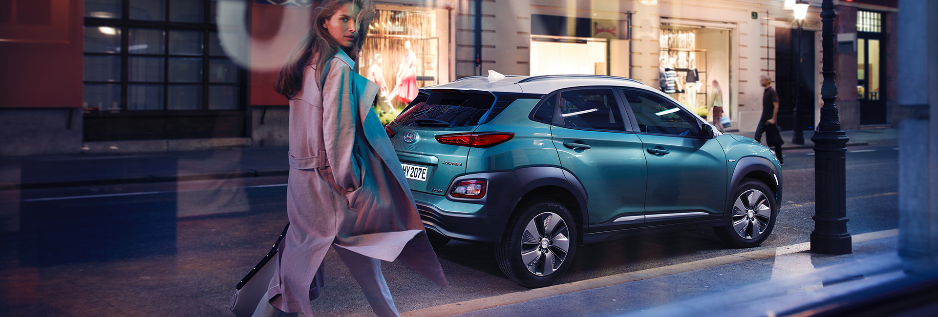 Hyundai Kona EV Style Edition 64 kWh teszt
