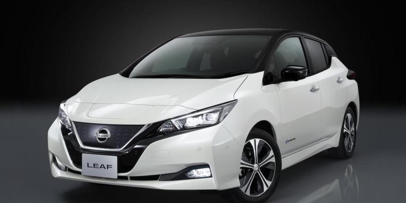 """Nissan LEAF lett a """"2018-as év zöld autója"""