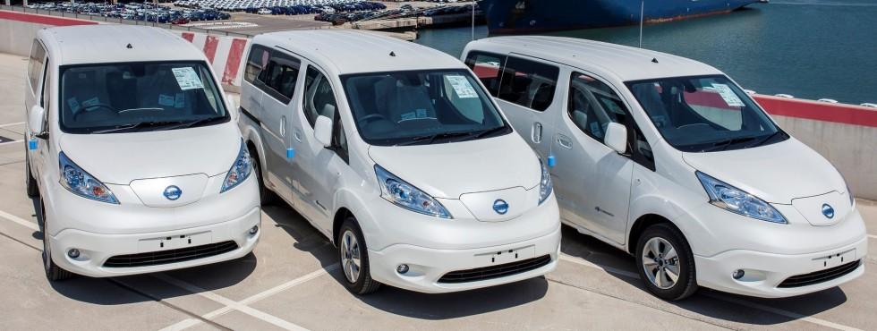 Másfélszer annyit megy árammal a Nissan kisbusza