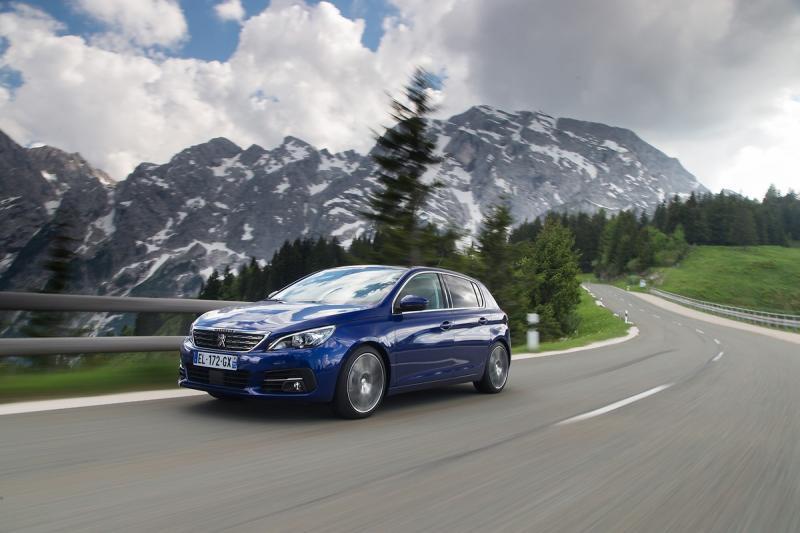 Peugeot Új PEUGEOT 308: lendületben a technológia