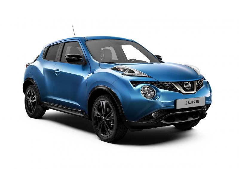 Megújul a Nissan Juke