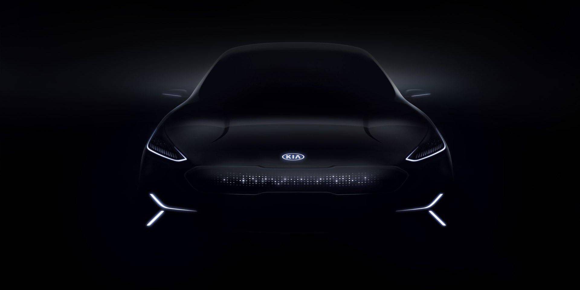 Hamarosan érkezik a Kia tisztán elektromos-meghajtású autója