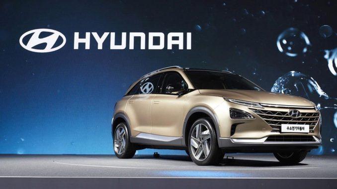 A Hyundai ráfekszik a hidrogénes autók gyártására