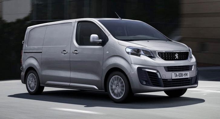 Jövőre jön a Peugeot elektromos furgonja
