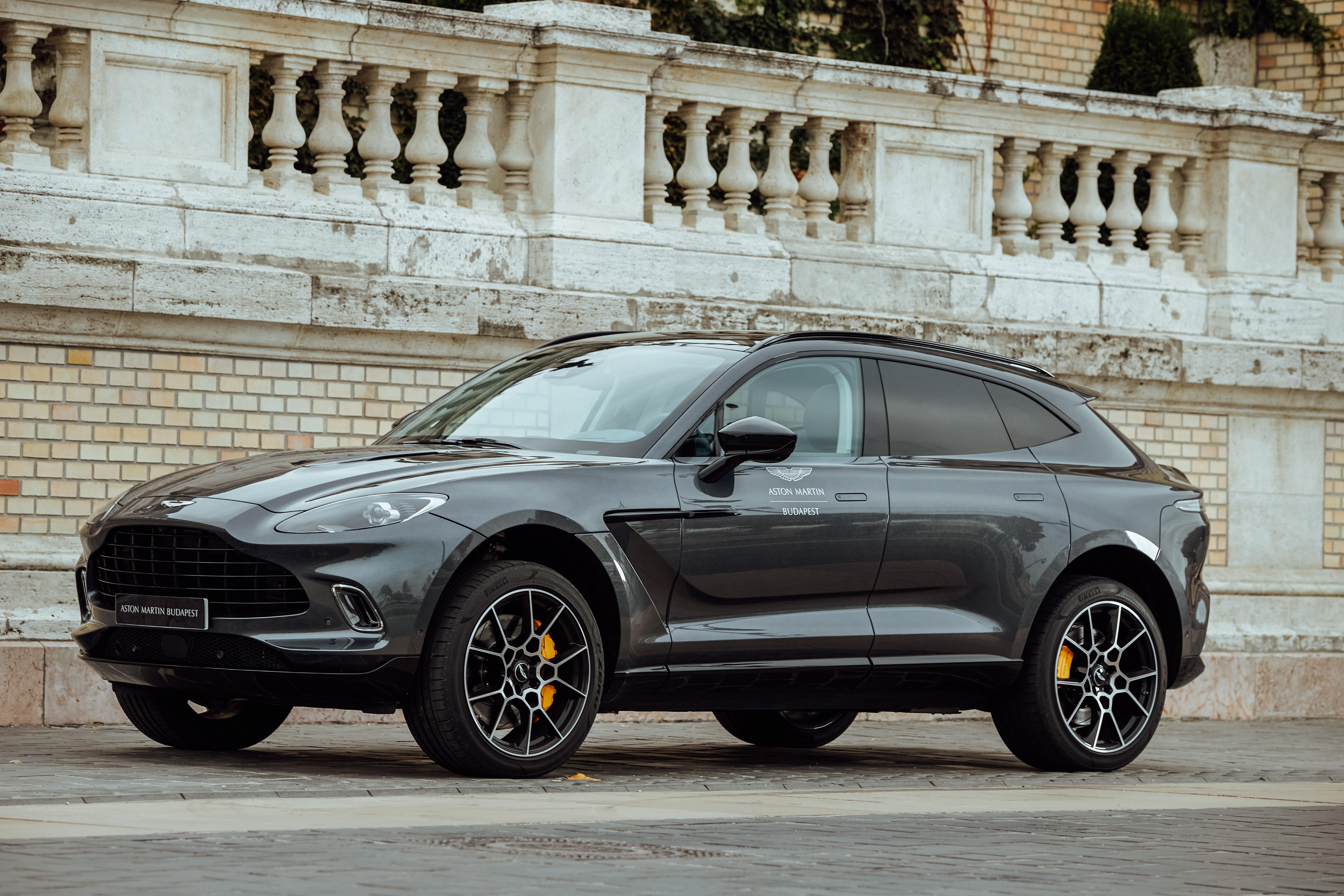A márka legújabb SUV modellje Budapest szívében