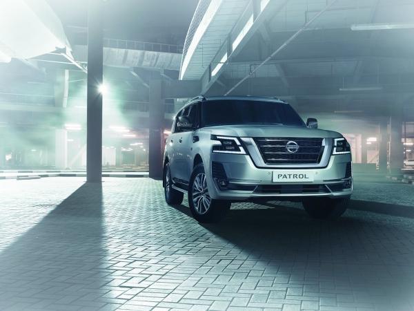 Modern külsőt kap a Nissan legendás terepjárója