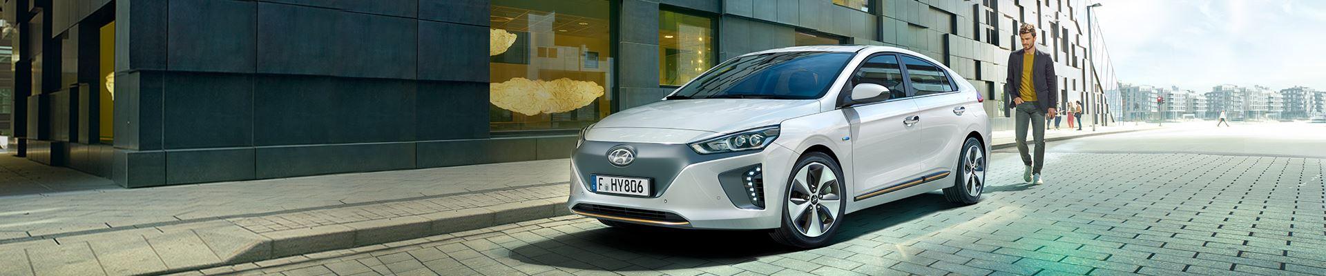 Több mint 300 kilométeres hatótáv a Hyundai Ioniq Electricben