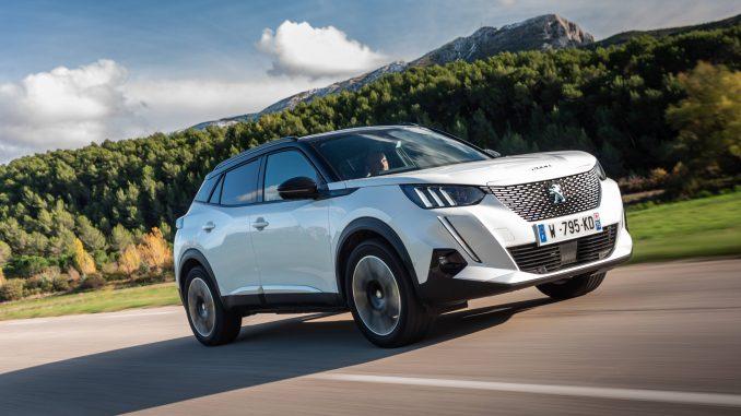 Elektromos autót jelölt a Peugeot