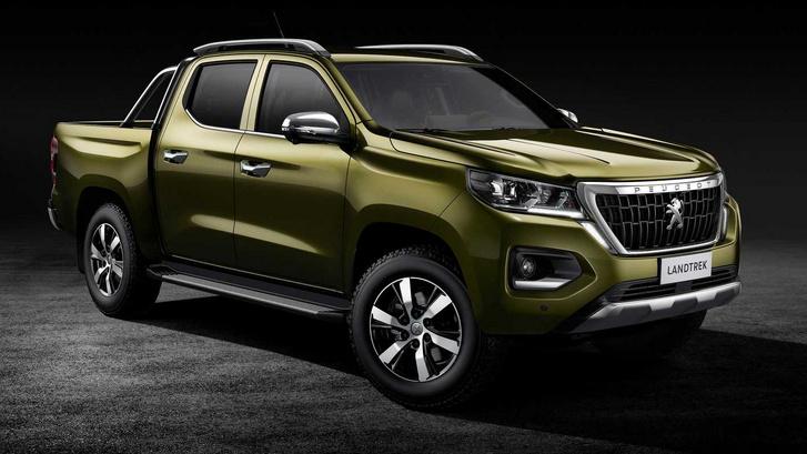 Elkészült a Peugeot új pickupja