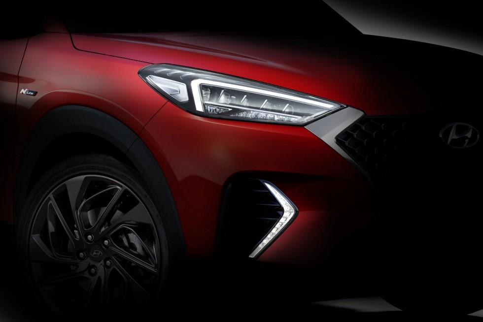 Érkezik a sportos Hyundai Tucson