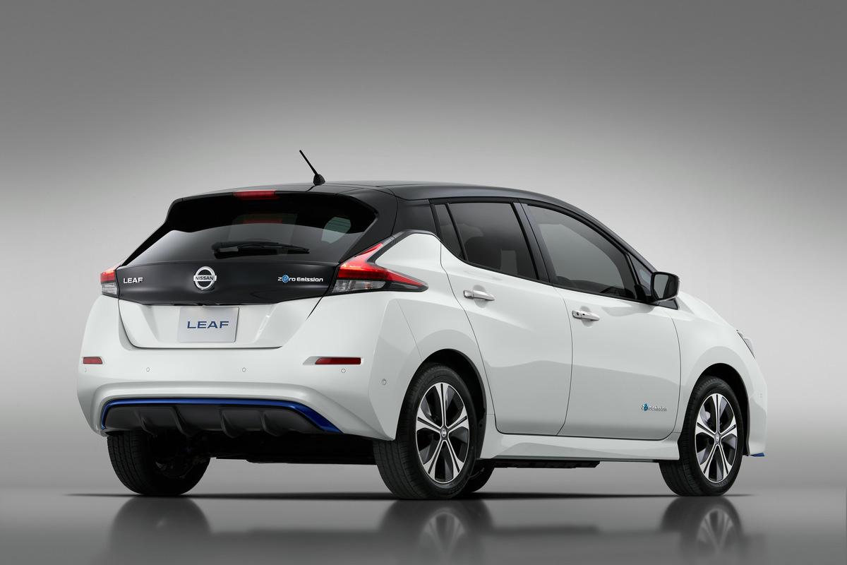 Európában is sorozatgyártásba kerülhet a 62 kWh-s Nissan LEAF