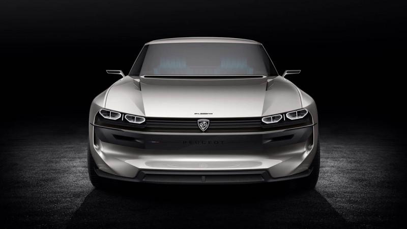 Elektromos sportmodellekkel készül 2020-tól a Peugeot