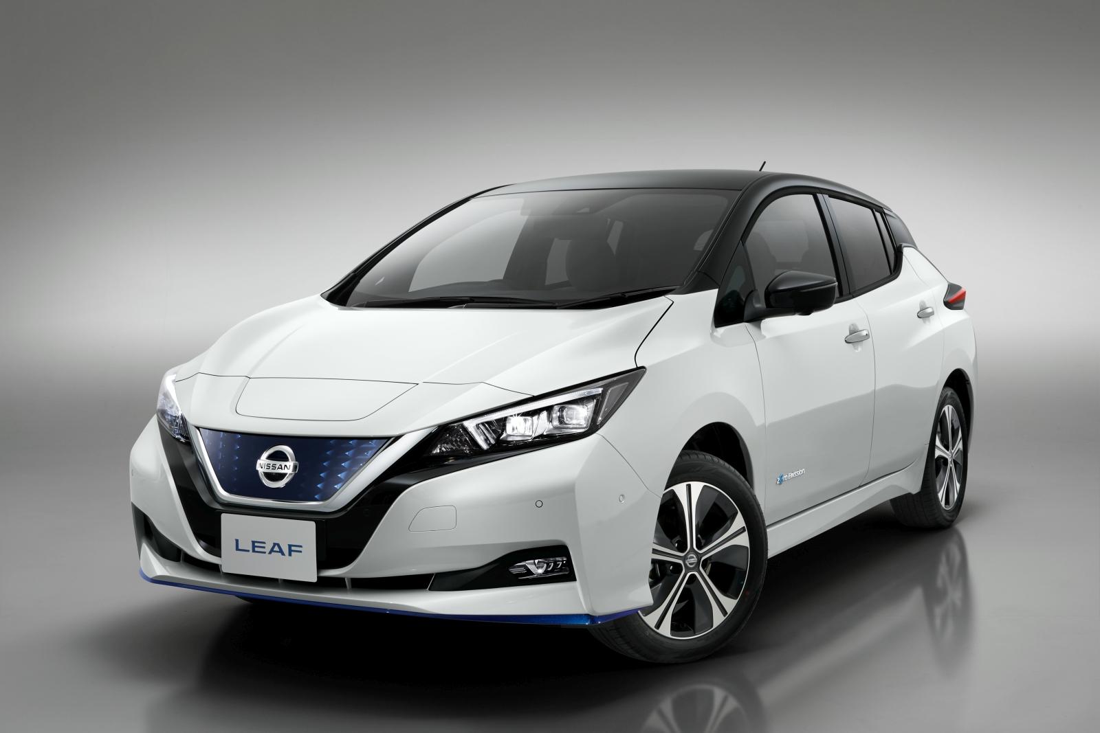 Érkezik a növelt hatótávú Nissan Leaf