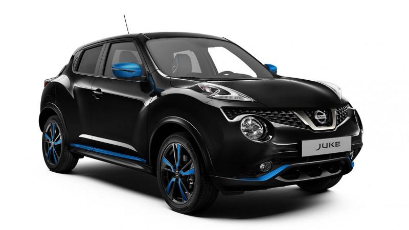 Észrevétlenül frissült Genfben a Nissan Juke