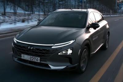 Több mint hétszáz Hyundai Nexo kelt el egy nap alatt