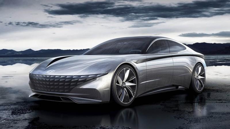 Jövőbeli formanyelvét vetítette előre Genfben a Hyundai