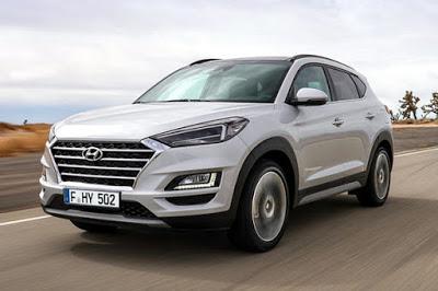 Lágyhibriddel újul meg a Hyundai Tucson Európában