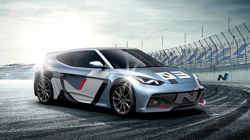 Középmotoros kis sportautót fejleszt a Hyundai N részlege