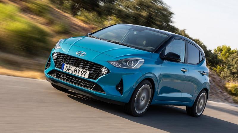Kicsiben nagy – megérkezett az új Hyundai i10