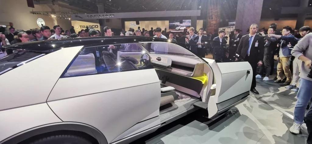 Európában jelenhet meg elsőként a Hyundai új tisztán elektromos crossovere