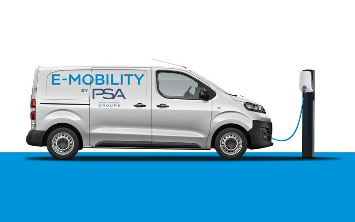 Jövőre jönnek a Peugeot csoport villany-furgonjai