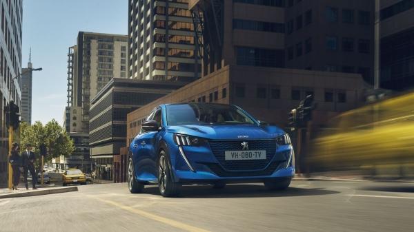 Jön az elektromos Peugeot 208