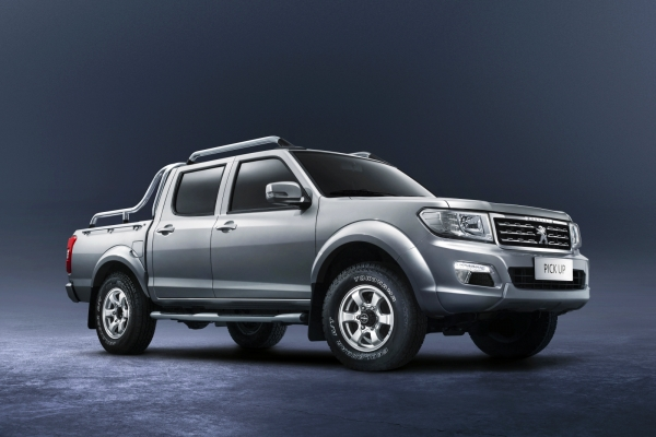 Modern pickupot fejleszt a Peugeot