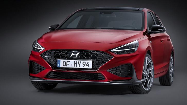 Itt az új Hyundai i30