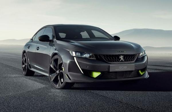 Gyártásba kerül minden idők legerősebb széria Peugeot-ja