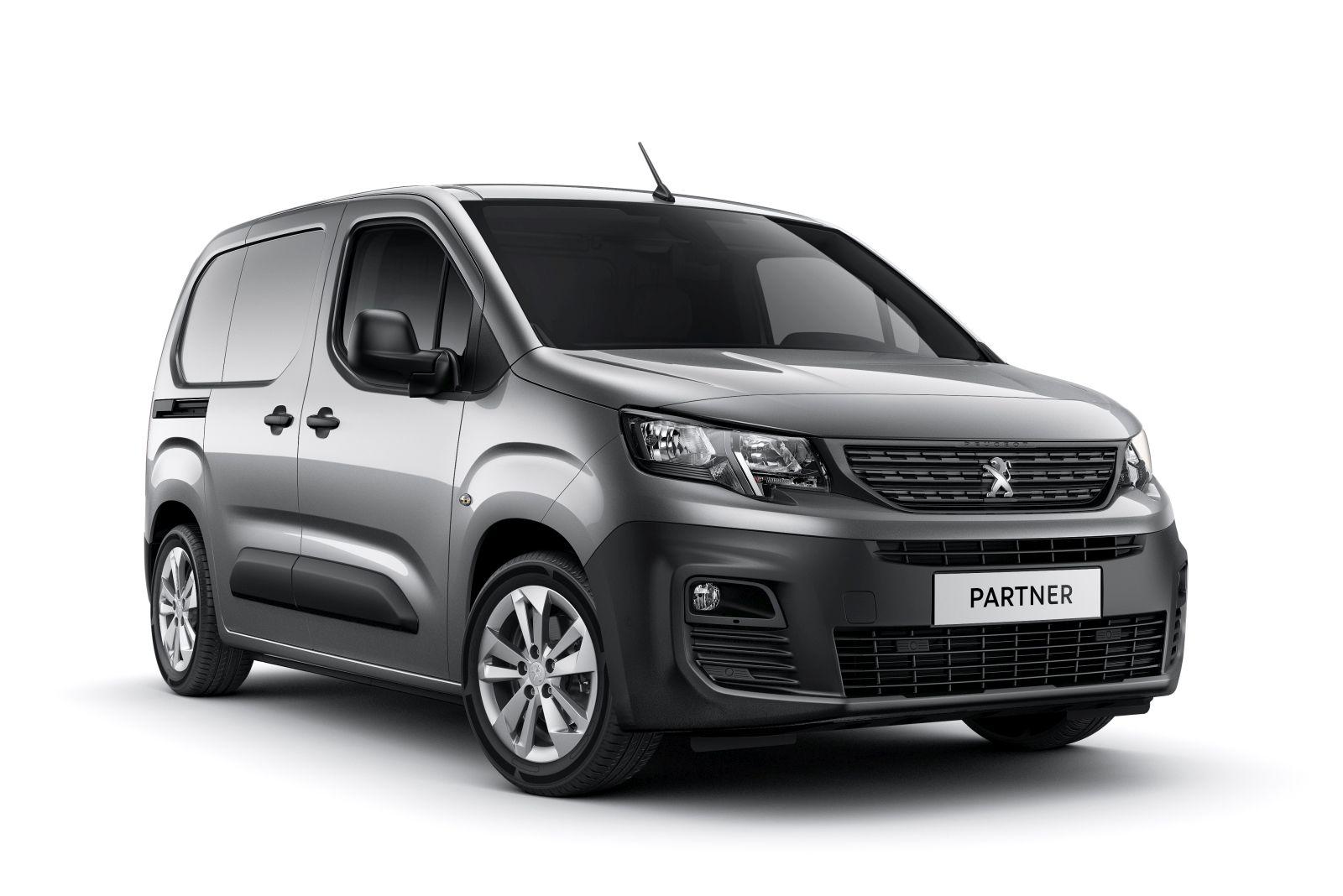 Bemutatták az új Peugeot Partnert is
