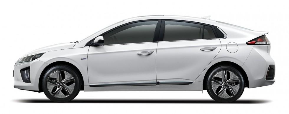 Megújult a Hyundai Ioniq