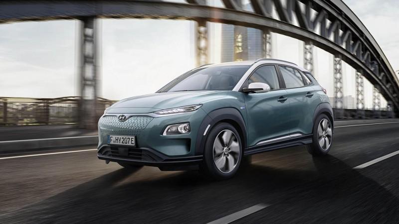 9,2 milliótól lehet a miénk az elektromos Hyundai Kona
