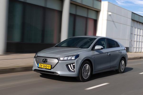Új külső, nagyobb hatótáv: frissült a Hyundai Ioniq Electric