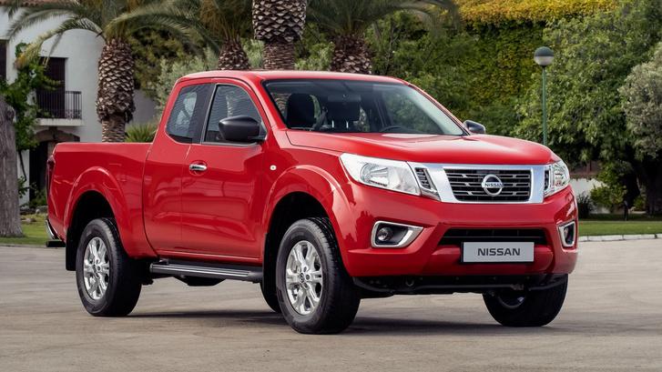 Megújul a Nissan Navara