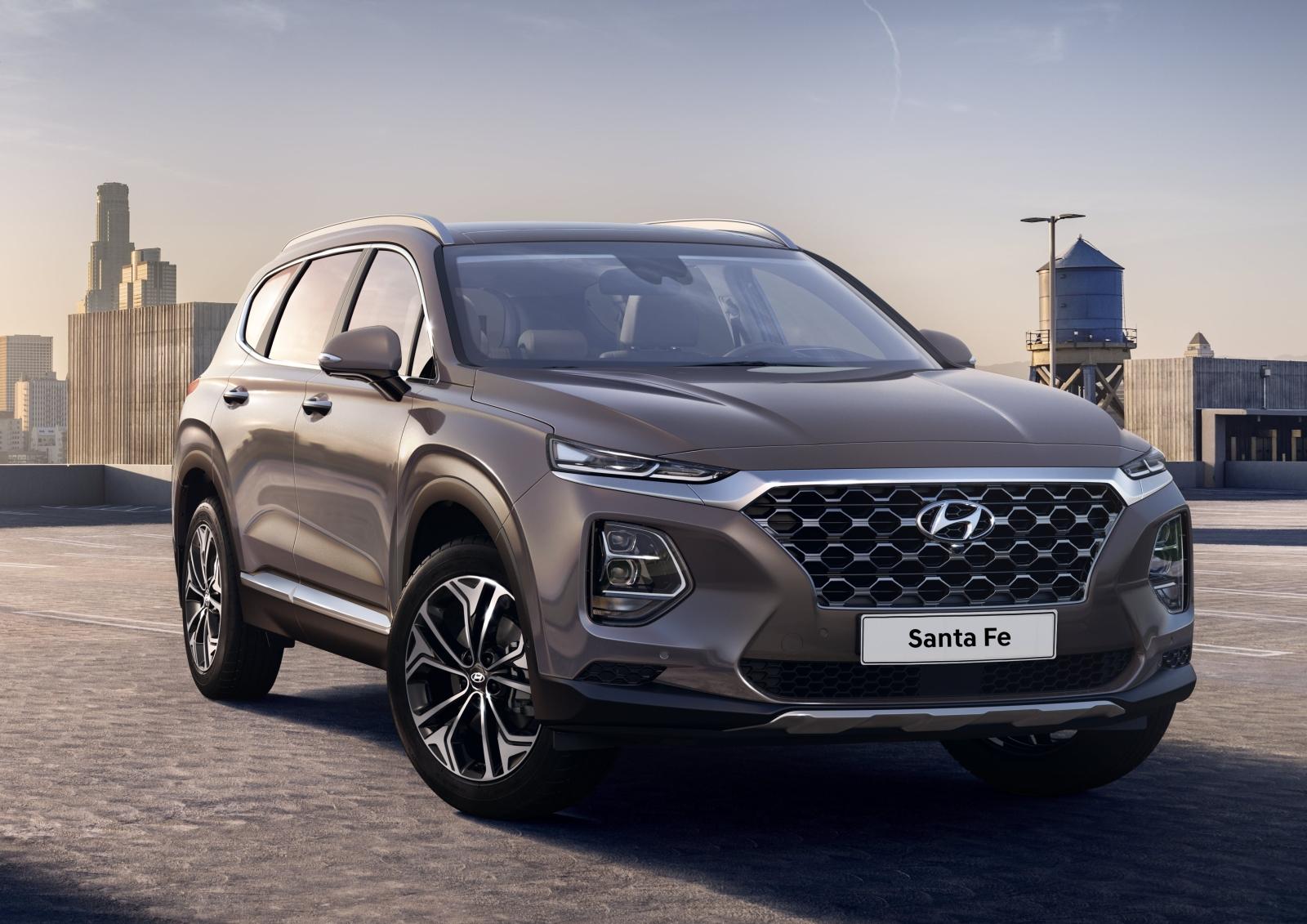 Fotókon a vadonatúj Hyundai Santa Fe