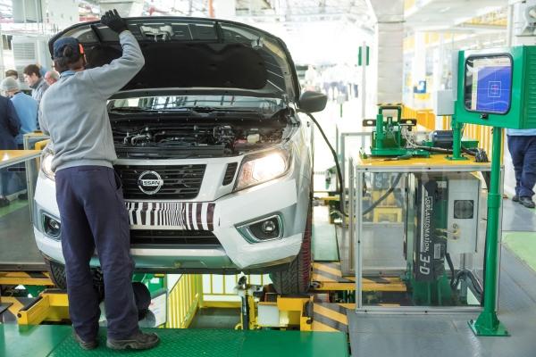 A Nissan bővíti a Navara gyártókapacitását