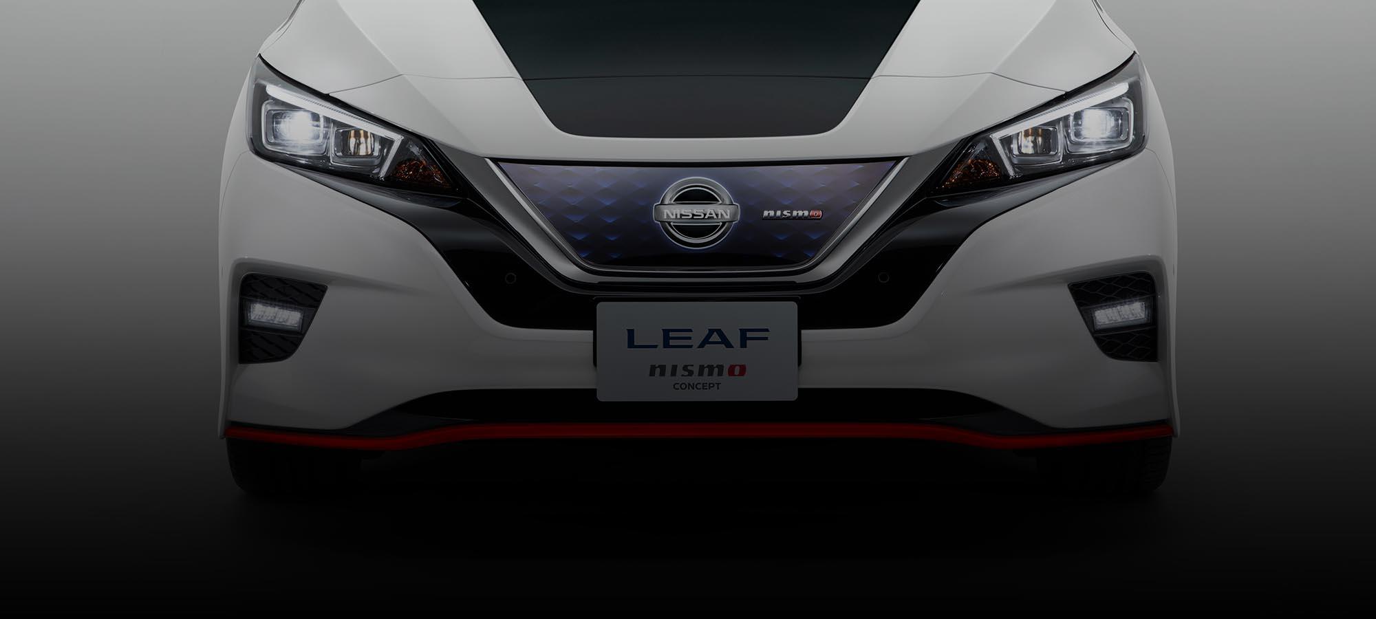 Nem vicc, Nismo változatban is jöhet az új Nissan Leaf