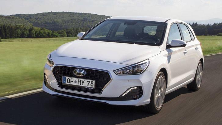 Hamar nyúlnak a Hyundai i30-hoz
