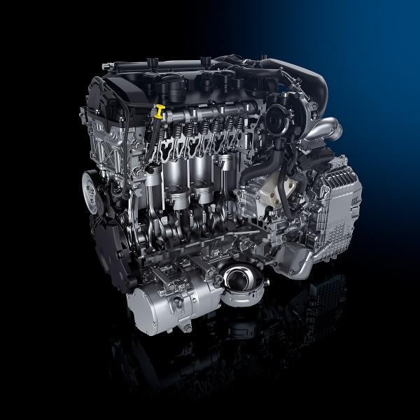 A Peugeot bemutatja új plug-in hibrid benzinmotorjait