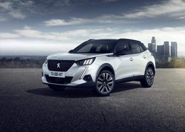 Maximális biztonságot kínál az új Peugeot 2008