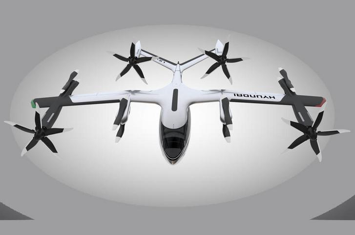 Tiszta légitaxit mutatott be a Hyundai