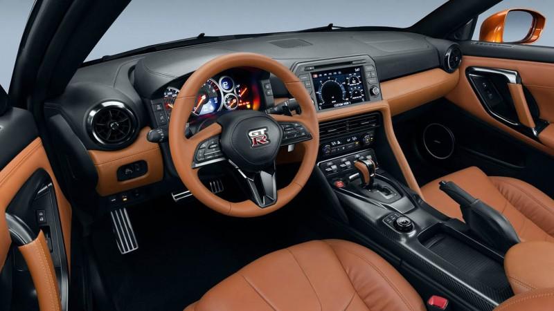 Nissan GT-R 2017 Belső 2.