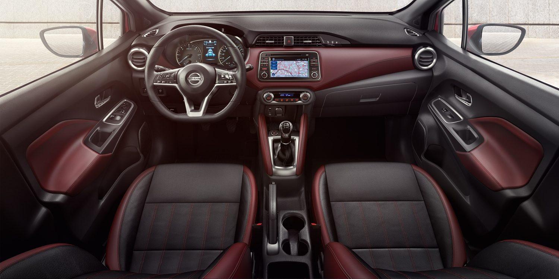 Nissan Micra 2018 Belső 3.